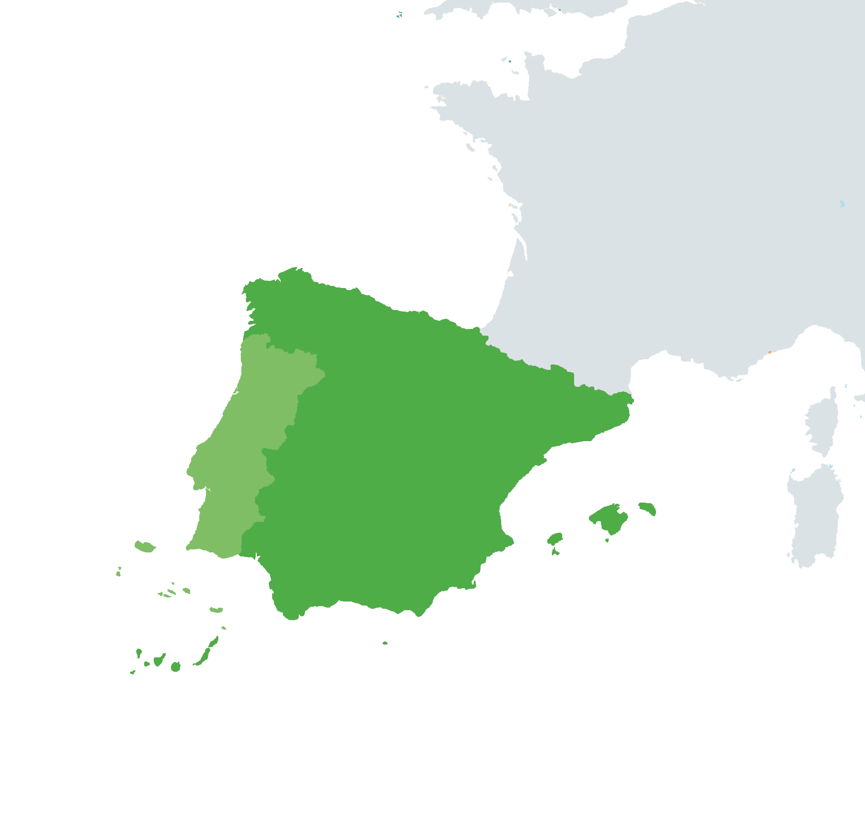 Spain_Portugal_Map