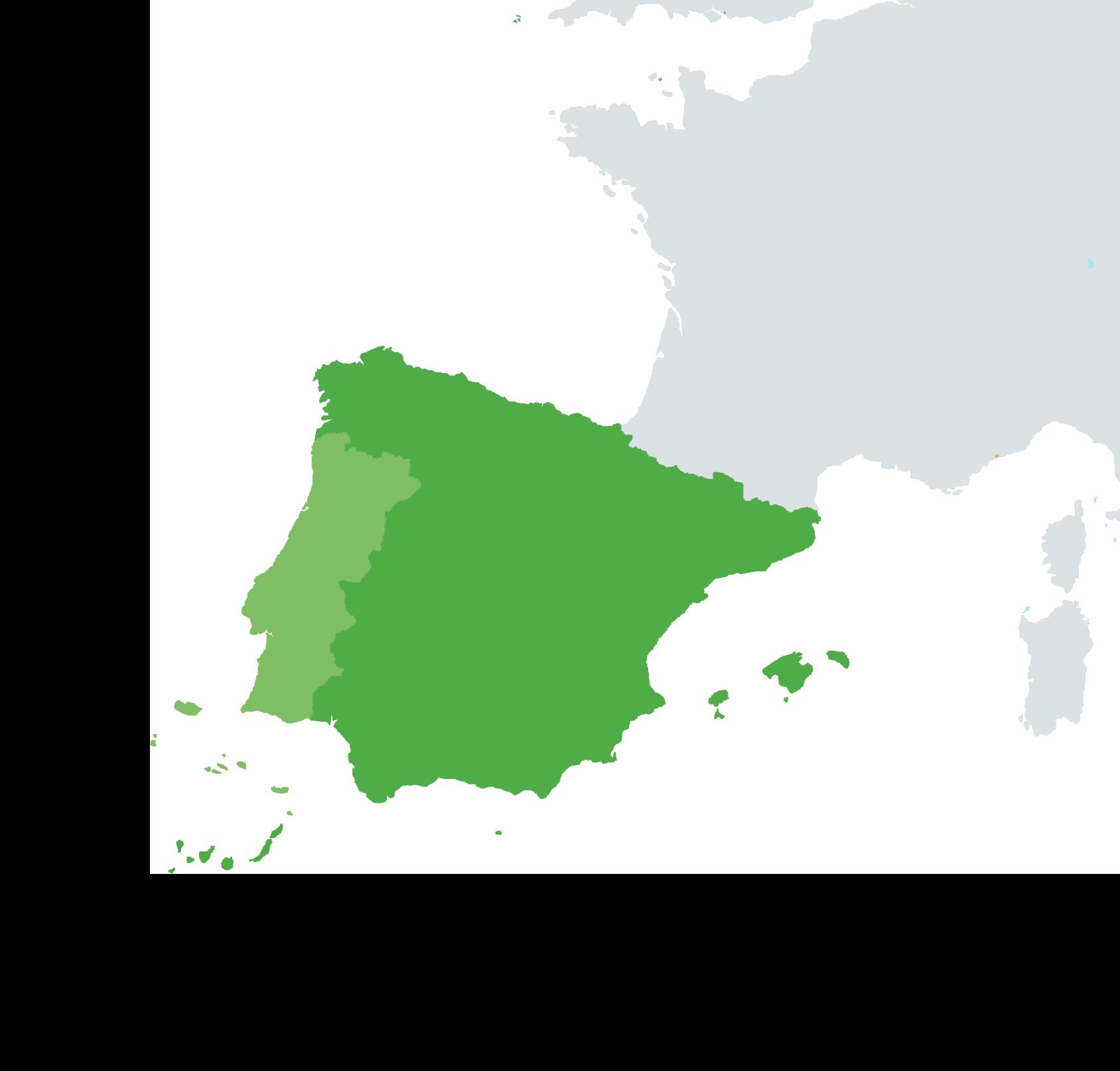Spain_Portugal_Map
